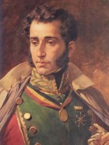 El héroe de Independencia sudamericana, Antonio José de Sucre